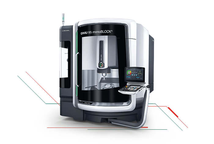 Faustson Adds New 5-Axis DMG MORI Milling Machine