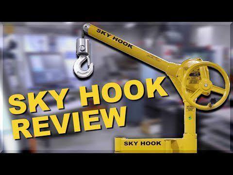 Machine Shop Crane: Sky Hook Review