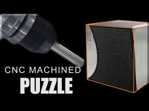Machining a Cubic Trisection Puzzle!  | WW218