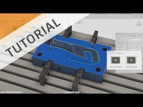 Understanding Benefits of 3D Finishing Toolpaths