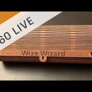 360 LIVE: Mastering Wooden Living Hinges