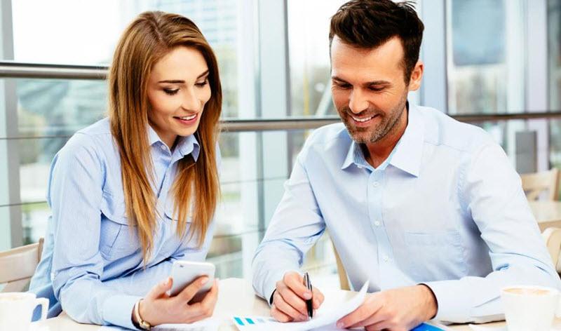 Coaching of employees
