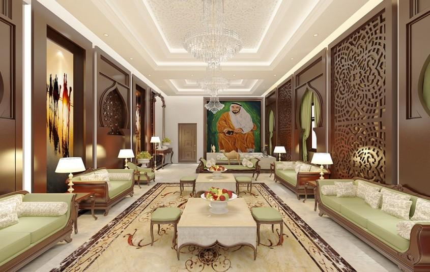 Modern Majlis Interior Projects Future Makers