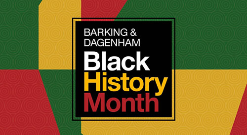 Black History Month runs throughout the month of October