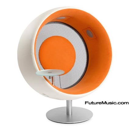 The Sonic Chair  FutureMusic the latest news on future