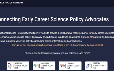 In Defense of Science: the National Science Policy Network