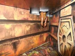 Palitoy Death Star (Photo Credit: vintagekennerstarwars.blogspot.com)