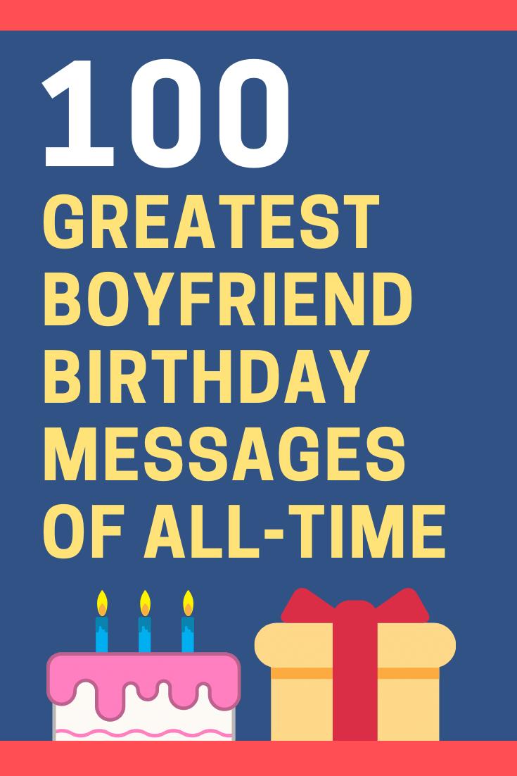 Sweet Birthday Message For Boyfriend : sweet, birthday, message, boyfriend, Birthday, Messages, Boyfriend, Images, FutureofWorking.com