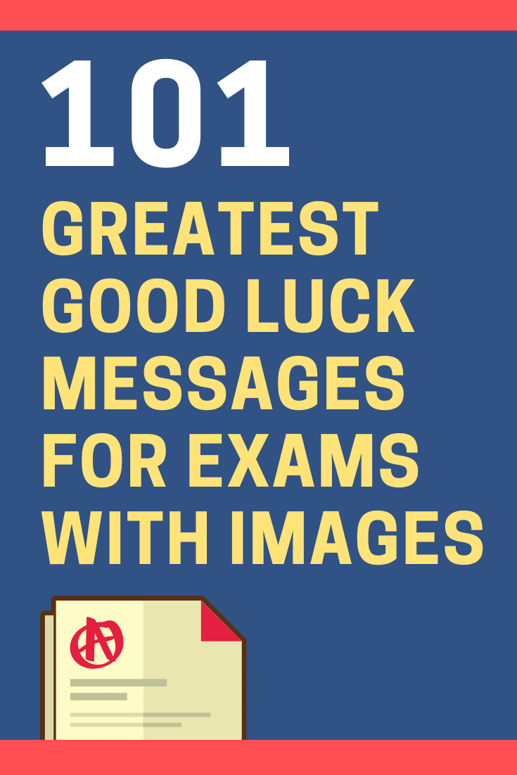 Funny Good Luck Messages For Exams : funny, messages, exams, Messages, Exams, Image, Quotes, FutureofWorking.com
