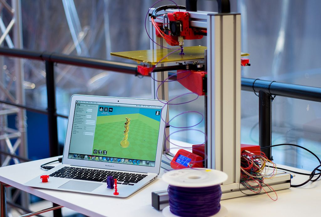 Felix_3D_Printer_-_Printing_Set-up_With_Examples