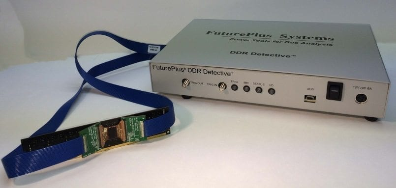 DDR3 Detective BGA probe with FS2425 Cable