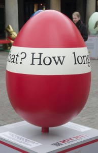 48 What's That? How Long? Sit On, It., Lindt Big Egg Hunt Covent Garden 26-3-2013