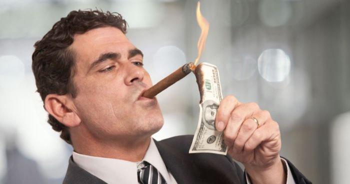 Banquiers voleurs