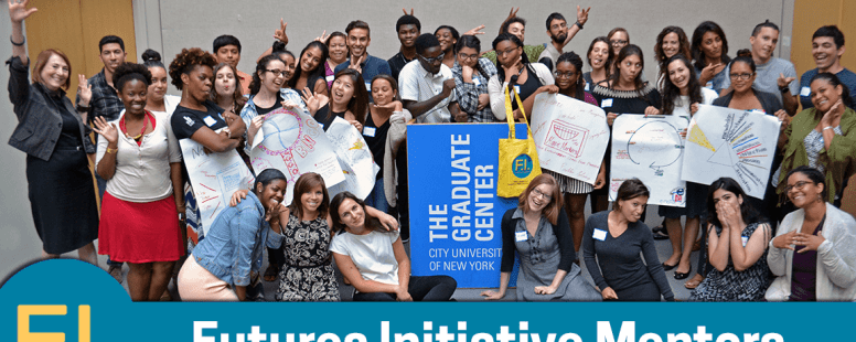 Futures Initiative Mentoring Workshop Day 1: Photo Essay