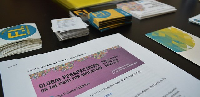 """Event Recap: """"Global Perspectives on the Fight for Higher Education"""""""