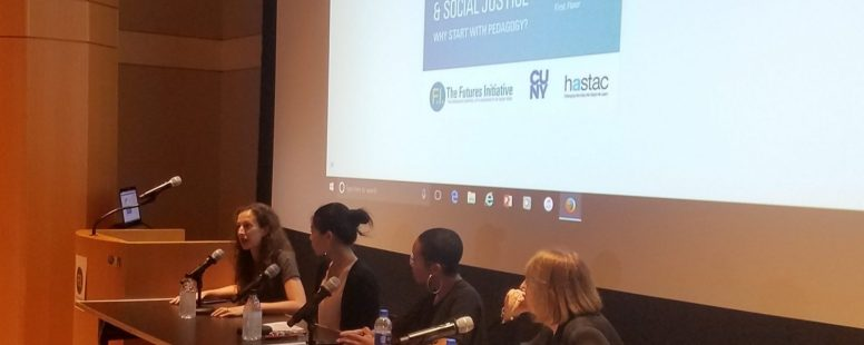 Event Recap: Classrooms and Social Justice: Why Start with Pedagogy?