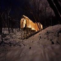 Fragile Shelter - Sapporo, Japan - Hidemi Nishida.