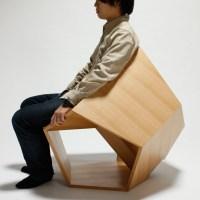 Dodecahedronic Chair - Hiroaki Suzuki