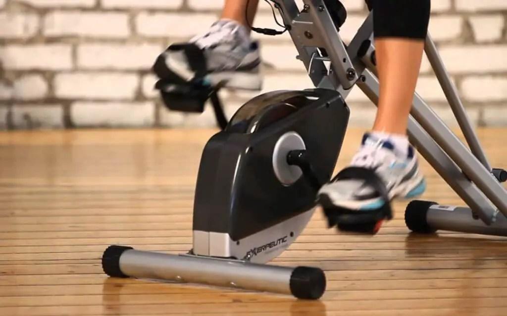 folding exercise bike reviews