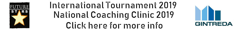 Future Stars 2019 Basketball Coaching Clinic Ad Banner