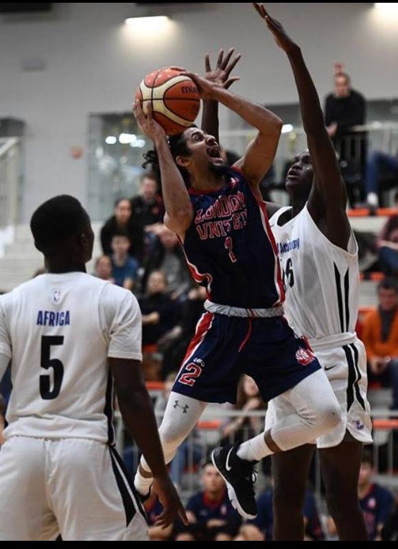London United Basketball Academy