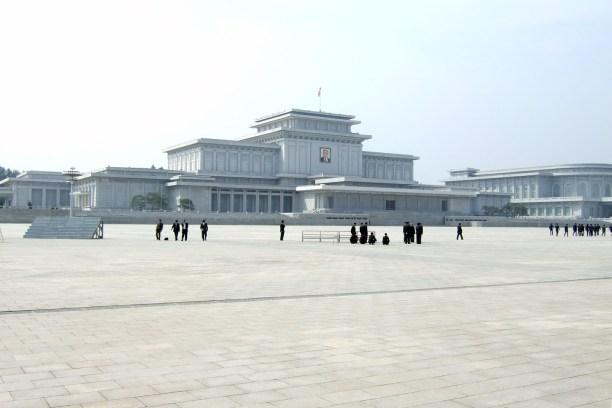 KumsusanMemorialPalace-Pyongyang