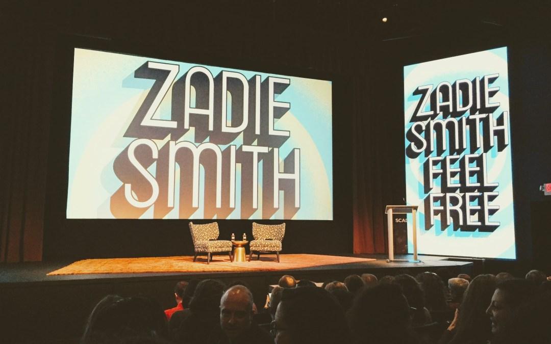 Zadie Smith Feels Free in Atlanta