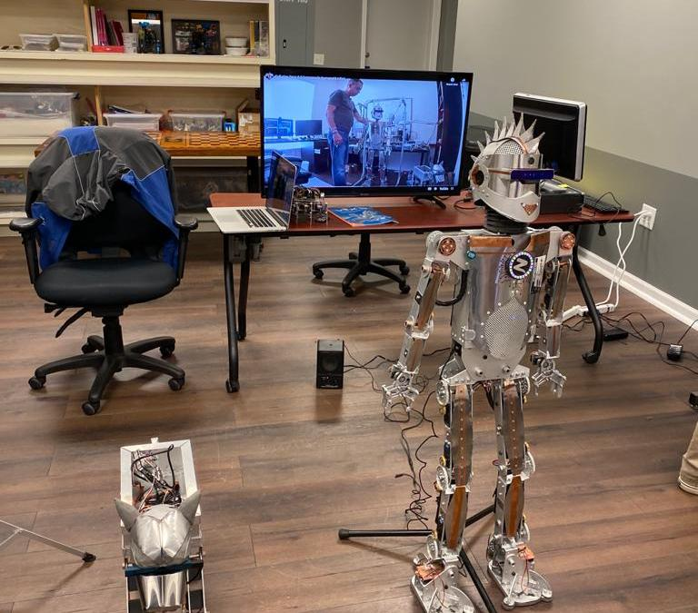 Humans – Empathy = Robots