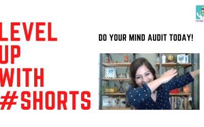 Do A Mind Audit Today. Declutter To Be More Present In The Moment. #Shorts