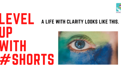 Having Clarity In The Real And The Online Worlds Means Doing This. #Shorts