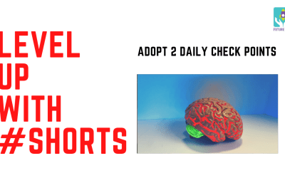 There Are Two Checkpoints We Can Set To Ensure Daily Mental Health And Wellness. Here They Are. #SHORTS