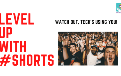 Here's How To Find Out If Tech Is Using You Or You Are In Charge. #SHORTS
