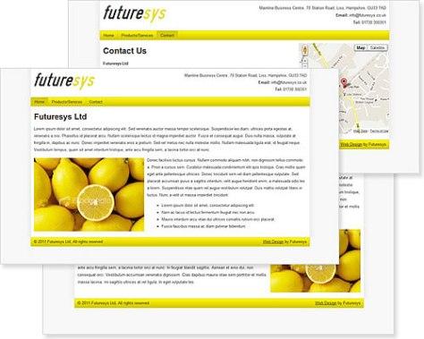Fusion Yellow