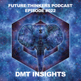 FTP022: DMT Insights - Entities, Other Dimensions, and Reality with Mike Gilliland and Euvie Ivanova on Future Thinkers Podcast