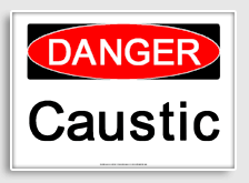 caustic_osha_caution_sign