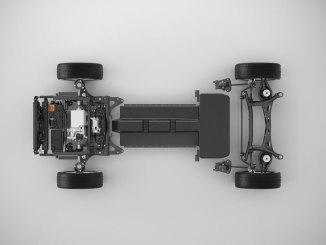 Plataforma modular para veículos compactos (CMA)