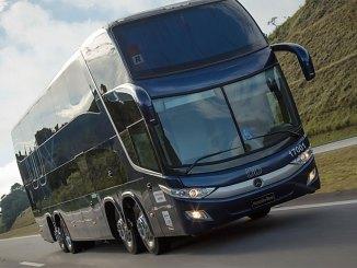 ônibus Mercedes-Benz de 15 metros
