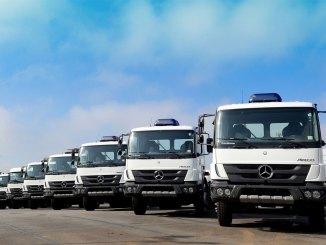 Mercedes-Benz vende 524 caminhões para Raízen