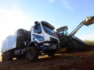 primeiro caminhão autônomo do Brasil