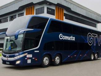 Grupo JCA renova frota com 254 ônibus Marcopolo