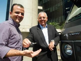 VW caminhões e Ambev