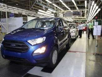 Ford celebra marco de 3 milhões de veículos