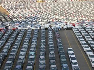 Vendas de carros e comerciais leves
