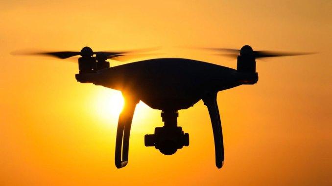 drones podem combater roubos de carga