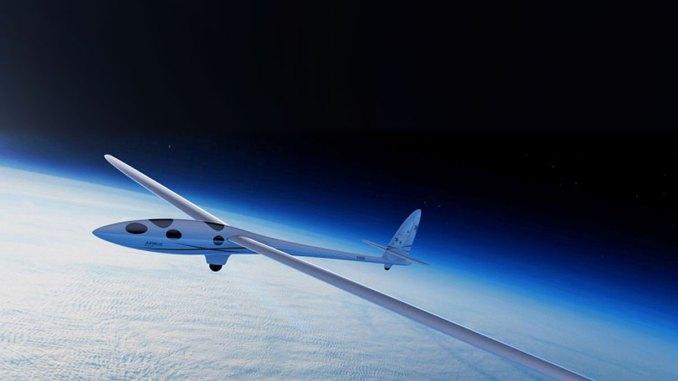 Perlan Mission II da Airbus