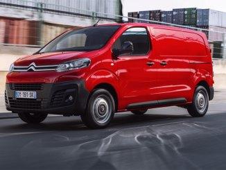 Novo Citroën Jumpy
