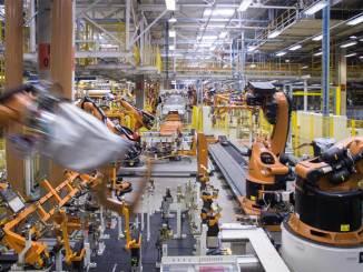 fábrica inteligente da VW