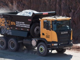 heavy tipper da scania
