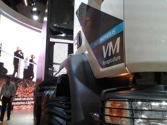 caminhão autônomo da Volvo