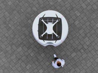 drones para entregas na área de saúde